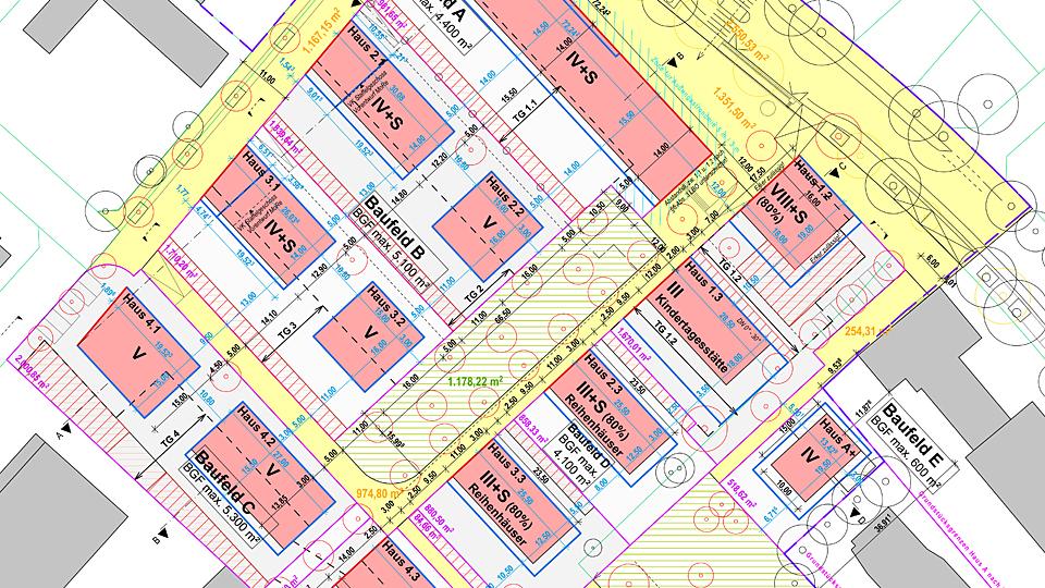 A65-Städtebau
